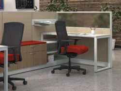 Cubicles & Open Office